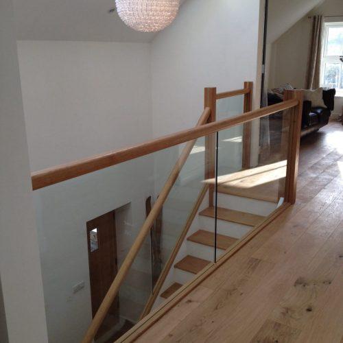 Simon Adams stairs 2